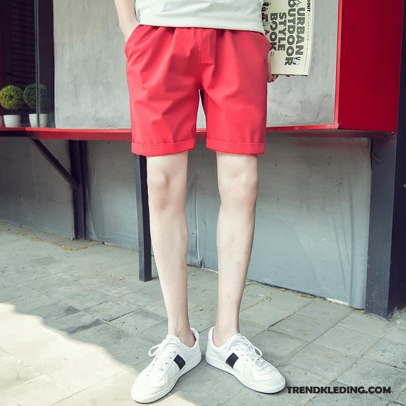 Outdoor Korte Broek Heren.Korte Broek Heren Groot Casual Losse Trend Sport Mannelijk Blauw Sale