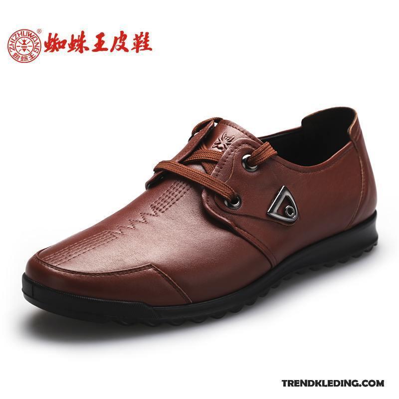leren schoenen sale